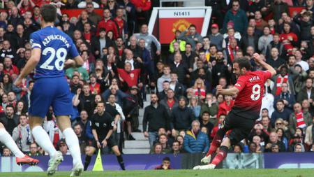 Juan Mata mengungkapkan bahwa keluarga dan teman-temannya khawatir saat Jose Mourinho ditunjuk sebagi pelatih Manchester United. - INDOSPORT