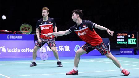 Hasil drawing turnamen Fuzhou China Open 2019 untuk babak pertama telah dilakukan, lantas bagaimanakah nasib wakil Indonesia di turnamen Super 750 tersebut? - INDOSPORT
