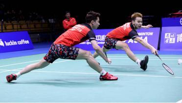 Peluang Ganda Putra Indonesia di China Open 2019: All Indonesia Final?