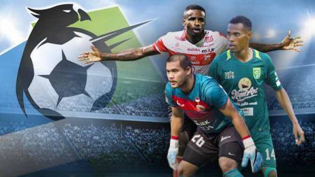 Hitung Mundur Liga 1 2019 Kapten-kapten Baru Musim Ini, Siapa Saja. Grafis:Yanto/Indosport.com - INDOSPORT