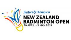 Indosport - Jadwal Final New Zealand Open 2019.