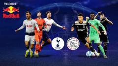 Indosport - Fakta laga Tottenham Hotspur vs Ajax Amsterdam di semifina Liga Champions leg pertama.