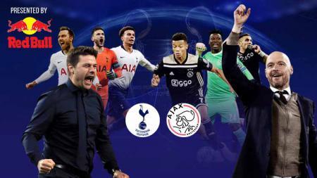 Fakta laga Tottenham Hotspur vs Ajax Amsterdam di semifina Liga Champions leg pertama. - INDOSPORT
