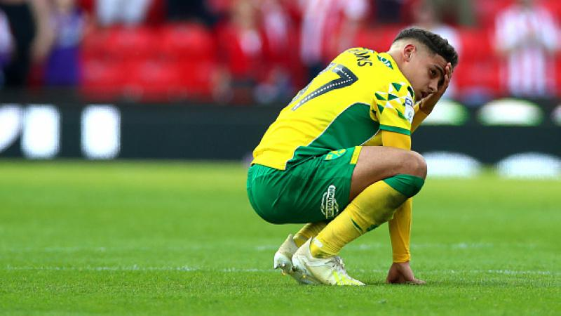 Max Aarons, wonderkid Norwich City Copyright: Chloe Knott - Danehouse / Contributor / Getty Images