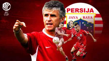 Skenario agar Persija lolos dari fase grup Piala AFC 2019. - INDOSPORT