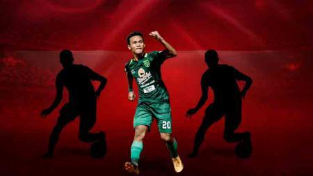 Tiga pesepak bola Indonesia yang lahir pada hari buruh 1 Mei. - INDOSPORT