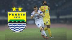 Indosport - Calon pemain Persib Bandung Rene Mihelic.