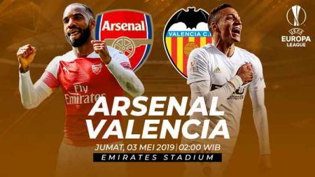 Memori kelam iringi langkah Arsenal untuk balas dendam kepada Valencia - INDOSPORT