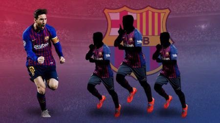 Barcelona vs Liverpool: bukan cuma Messi, tiga rekannya juga layak tuai pujian. - INDOSPORT