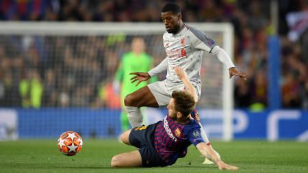 Inter Siap Tikung Milan dan Barca dalam Perburuan Gelandang Liverpool. - INDOSPORT