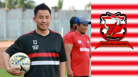 Shodai Nishikawa, Madura United - INDOSPORT