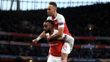 Banting Harga, Arsenal Ingin Jual Cepat Alexandre Lacazette. - INDOSPORT