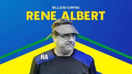 Robert Rene Albers resmi menjadi pelatih Persib Bandung menggantikan Miljan Radovic. - INDOSPORT