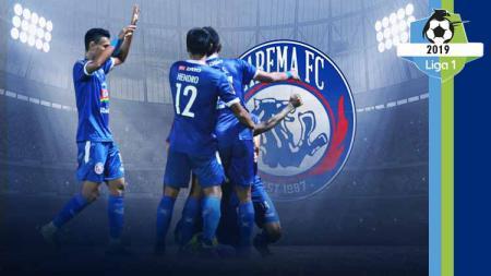 Profil Tim Arema FC Liga 1 2019. Foto:  aremafcofficial - INDOSPORT
