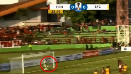PSM Makassar vs Bhayangkara FC. - INDOSPORT