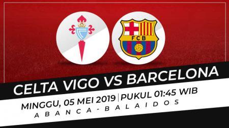 Prediksi Celta Vigo vs Barcelona - INDOSPORT