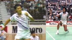 Indosport - Eddy Kurniawan legenda bulutangkis Indonesia