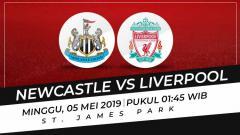 Indosport - Prediksi Newcastle United vs Liverpool