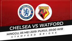 Indosport - Prediksi Chelsea vs Watford