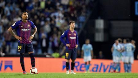 Barcelona menelan kekalahan - INDOSPORT