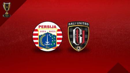Persija Jakarta vs Bali United - INDOSPORT