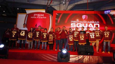 Berikut ini deretan klub sepak bola Indonesia yang luncurkan tim di sebuah mall, selain Persekat Tegal (tim Liga 2 2020). - INDOSPORT