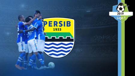 Profil tim Persib Bandung Liga 1 2019. - INDOSPORT