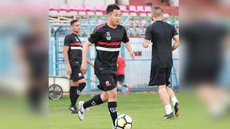 Shodai Nishikawa dipastikan tidak akan membela Madura United di kompetisi Liga 1 2019. - INDOSPORT