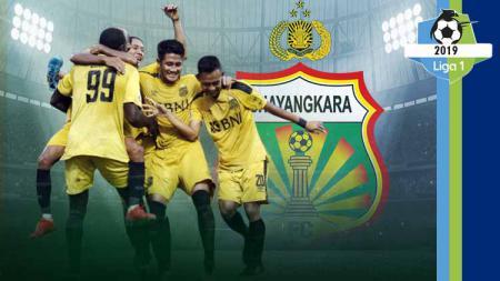 Profil Tim Bhayangkara FC Liga 1 2019. Grafis: Foto: pssi.org/Grafis:Indosport.com - INDOSPORT