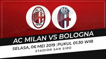 AC Milan vs Bologna - INDOSPORT