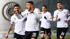 Indosport - Inter Milan vs Spezia: 3 Bintang yang Bisa Gagalkan Kemenangan Tuan Rumah