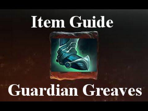 Guardian Greaves Copyright: YouTube