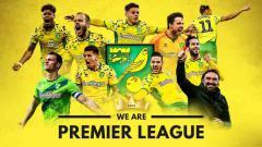 Indosport - Norwich City lolos ke Liga Primer Inggris 2019/20.
