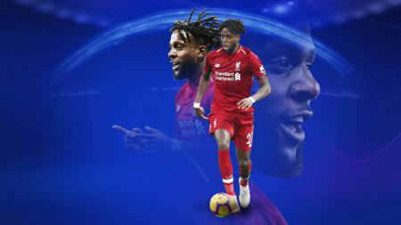 Striker Liverpool, Divock Origi, tetap jadi sasaran kritik meski berhasil cetak gol - INDOSPORT