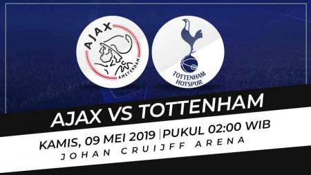 Ajax vs Tottenham Hotspur: Inilah statistik Frenkie de Jong dan Christian Eriksen. - INDOSPORT