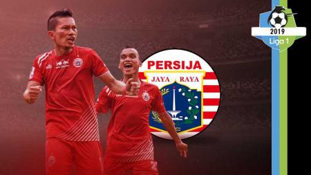 Profil tim Persija Jakarta Liga 1 2019 - INDOSPORT