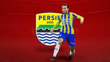 Ezra Walian berpeluang ke klub Liga 1, salah satunya Persib Bandung. - INDOSPORT