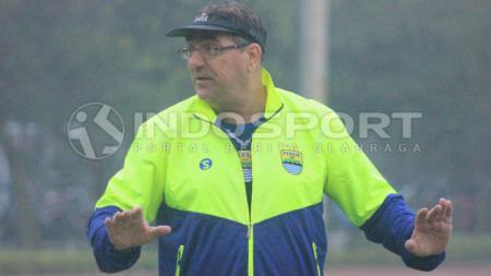 Pelatih Persib Bandung, Robert Rene Alberts - INDOSPORT