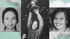 Indosport - Pebulutangkis, Minarni Soedarjanto Si Nona Manis jagoan bulutangkis Indonesia. Foto: historia.id/Ensiklopedi Indonesia/Suara Karya