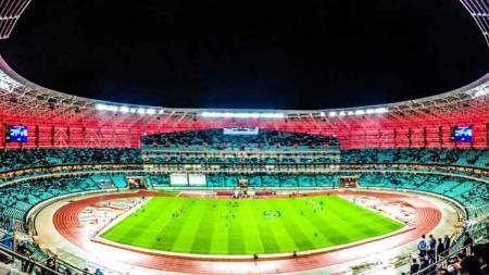 Stadion Baku Olympic. Foto: stadiumguide.com - INDOSPORT