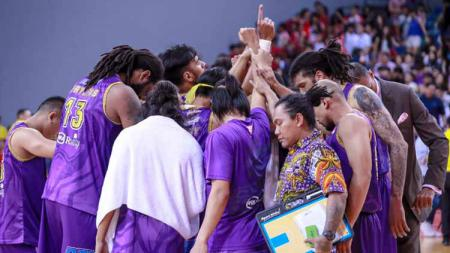 CLS Knights mampu kalahkan Singapore Slingers di final Asean Basketball League 2019. Foto: CLS Knights - INDOSPORT