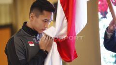 Indosport - Hasil undian bulutangkis nomor beregu di SEA Games 2019 telah resmi dirilis pada Selasa (15/10/19).