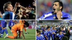 Indosport - Barcelona dikalahkan oleh Getafe di tahun 2007