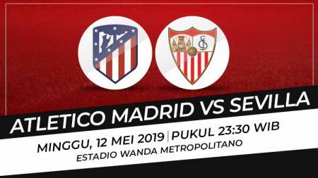 Prediksi Atletico Madrid vs Sevilla - INDOSPORT