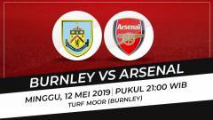 Indosport - Prediksi Burnley vs Arsenal.