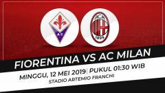 Indosport - Prediksi Fiorentina vs AC Milan.