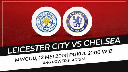 Leicester City vs Chelsea - INDOSPORT