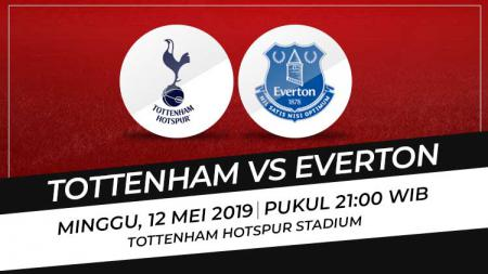 Prediksi Tottenham Hotspur vs Everton - INDOSPORT