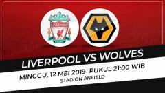 Indosport - Prediksi Liverpool vs Wolves