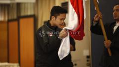 Indosport - Pebulutangkis putra, Anthony Sinisuka Ginting Foto: Herry Ibrahim/INDOSPORT